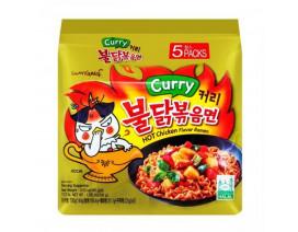 Samyang Hot Chicken Curry Ramen - Case