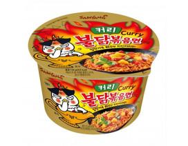 Samyang Hot Chicken Curry Big Bowl - Case
