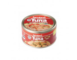 Farmland Skipjack Tuna Chunk In Brine - Case