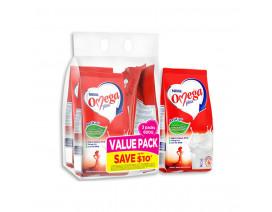 NESTLE OMEGA Plus ActiCol Milk Powder Value Pack - Case
