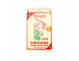 SongHe New Crop AAA Thai Hom Mali Rice - Case
