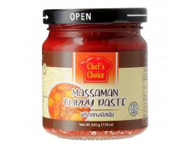 Chef's Choice Massaman Curry Paste - Case
