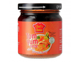 Chef's Choice Tom Yum Paste - Case