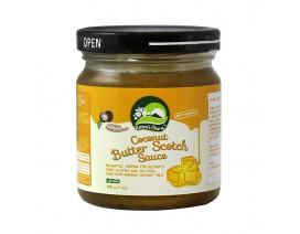 Nature's Charm Coconut Butterscotch Sauce - Case