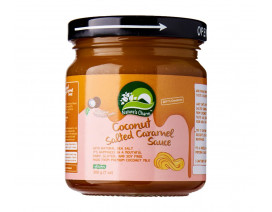 Nature's Charm Coconut Salted Caramel Sauce - Case