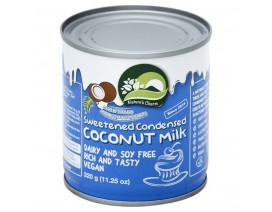 Nature's Charm Sweetened Condensed Coconut Milk - Case