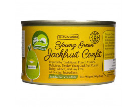Nature's Charm Young Green Jackfruit Confit - Case