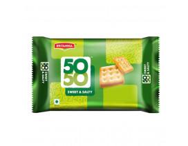 Britannia 50-50 Bulk Pack Biscuit - Case