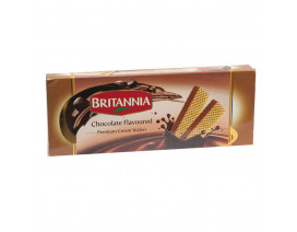 Britannia Chocolate Flavoured Premium Cream Wafers - Case