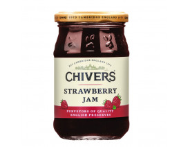 Chivers Strawberry Jam - Case