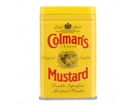 Colman's Mustard Tin Powder - Case