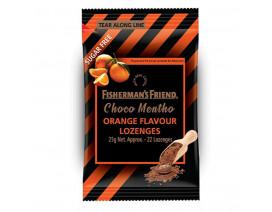 Fisherman's Friend Sugar Free Choco Mentho Orange - Case