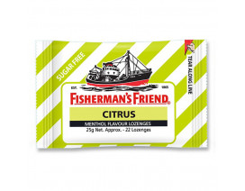 Fisherman's Friend Sugar Free Citrus - Case