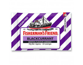 Fisherman's Friend Sugar Free Blackcurrant - Case