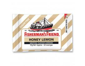 Fisherman's Friend Sugar Free Honey Lemon - Case