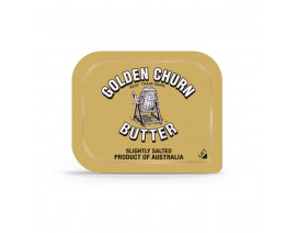 Golden Churn Butter Portion Salted - Case