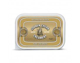 Golden Churn Spreadable Tub Butter Salted - Case