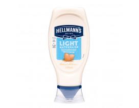 Hellmann's Light Mayonnaise Squeezy - Case