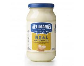 Hellmann's Real Mayonnaise - Case