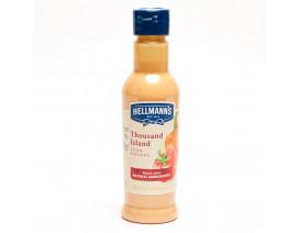 Hellmann's Thousand Island Salad Dressing - Case