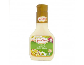 Lady Choice Dressing Coleslaw - Case