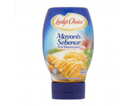 Lady Choice Real Mayo Original Squeezeable - Case