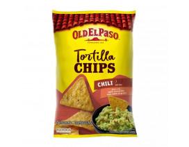 Old El Paso Tortilla Chips Chili - Case