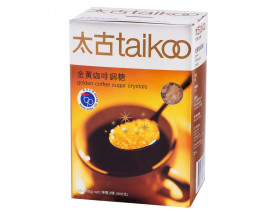 Taikoo Golden Coffee Sugar Crystals (Buy 8 cases  n get 1 free) - Case