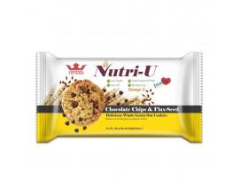 Tatawa Nutri-U Choc Chips & Flax-seed Grain Oat Cookies 160g - Case