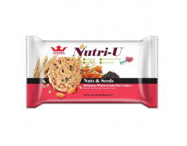 Tatawa Nutri-U Nuts & Seeds Whole Grain Oat Cookies 160g - Case
