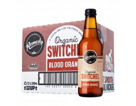 Remedy Organic Switchel Blood Orange - Case