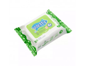 Wetty Anti Bacterial Wet Wipes - Case