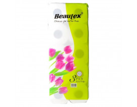Beautex 3Ply Toilet Roll Pulp - Case