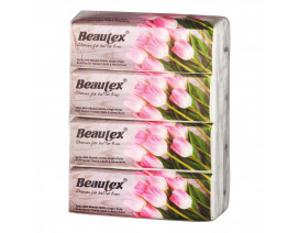 Beautex 2Ply SoftPack Facial Tissue Pulp - Case