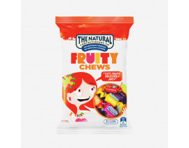 The Natural Confectionery Co Chew Fruit Mix Candies - Case