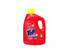 Top Concentrated Liquid Detergent Refill Super White - Case