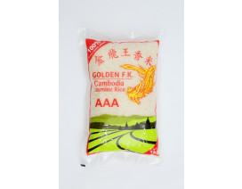 Golden F.K. AAA Premium Jasmine Rice - Case