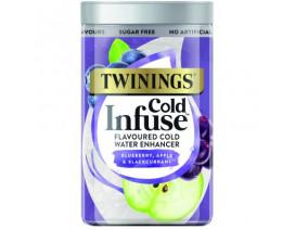 Twinings Blueberry, Apple & Blackcurrant Tea - Case