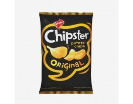 Twisties Chipster Original Potato Chips - Case