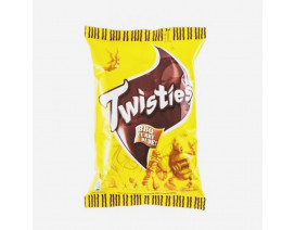 Twisties BBQ Curry Corn Snack - Case