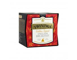 Twinings Golden Tipped English Breakfast Tea 100's - Case