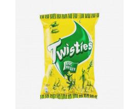 Twisties Chicken Corn Snack - Case