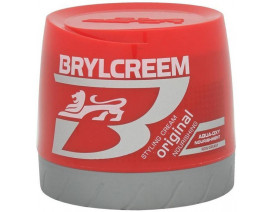 Brylcreem Aqua-Oxy Hair Styling Cream Original Nourishing - Case