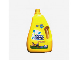 Breeze Goodbye Musty Liquid Detergent - Case