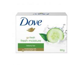 Dove Fresh Moisture Beauty Bar Soap - Case