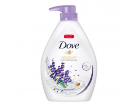 Dove Go Fresh Relaxing Hydration Body Wash - Case