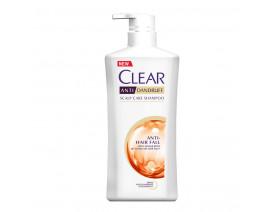 Clear Anti-Hair Fall Anti-dandruff Shampoo - Case