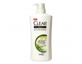 Clear Dry Scalp and Itch Control Anti-Dandruff Shampoo - Case