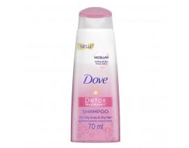 Dove Detox Nourishment Shampoo - Case