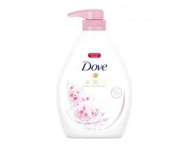 Dove Go Fresh Sakura Blossom Body Wash - Case